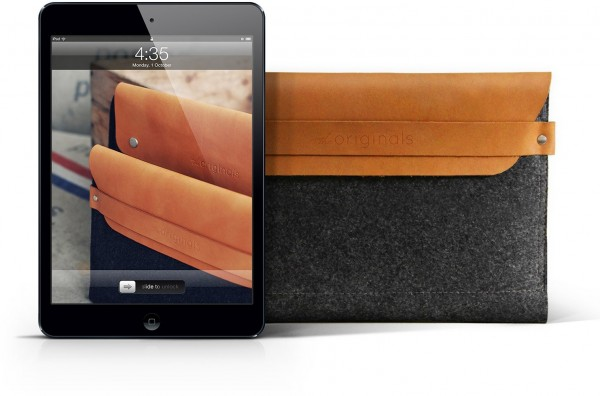 Sleeve iPad Mini, da Mujjo