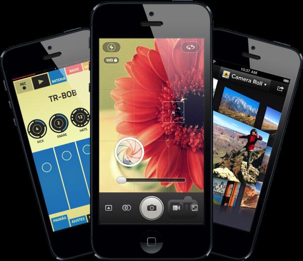 Aplicativos compatíveis com o iPhone 5
