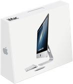 Caixa do iMac