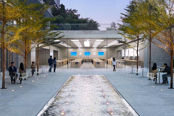 Apple Retail Store de Shenzhen