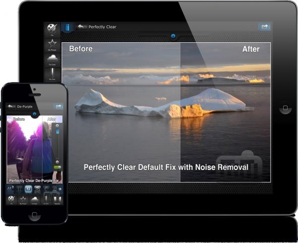 Perfectly Clear (iPad e iPhone 5)