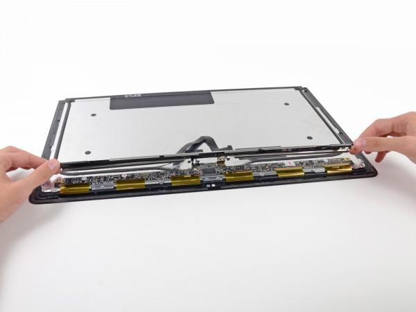Novo iMac desmontado pela iFixit