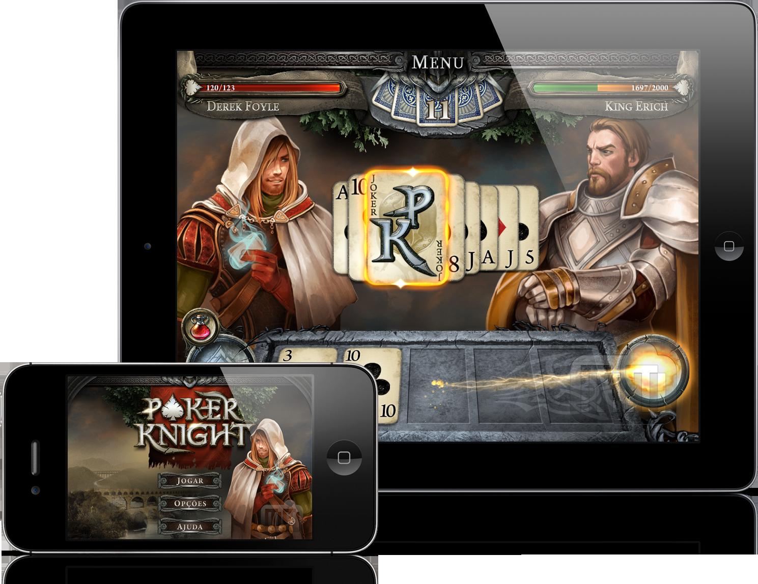 Poker Knight - iPad e iPhone