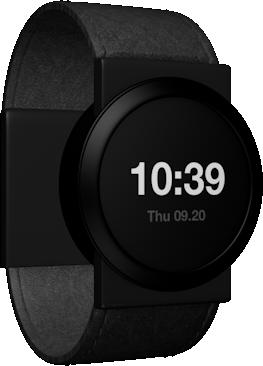 Conceito de smartwatch