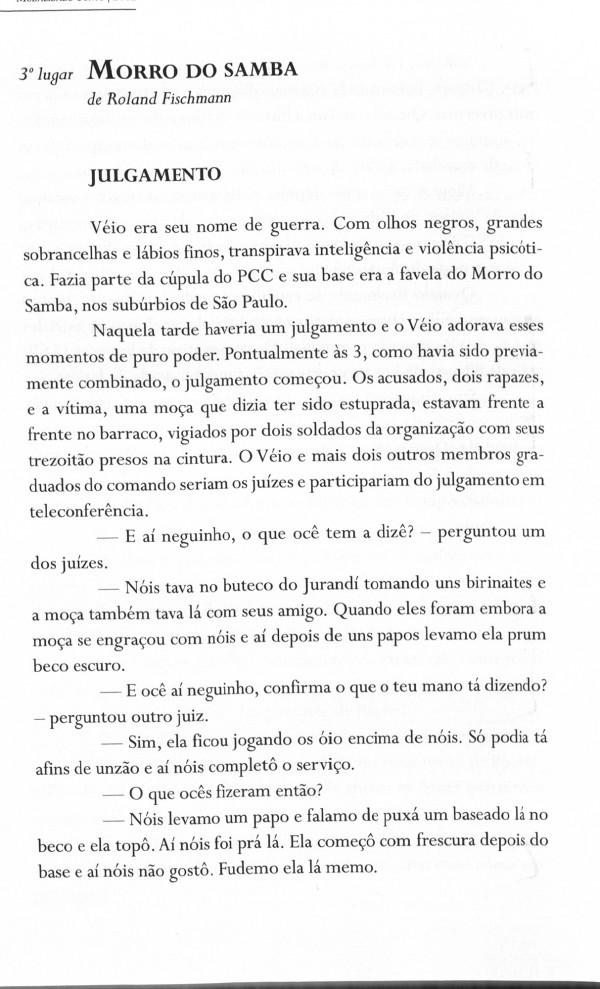 Scan de livro