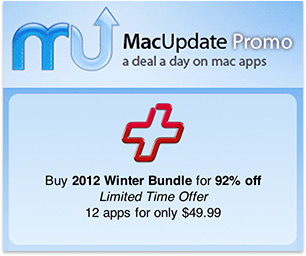 MacUpdate Winder Bundle Promo