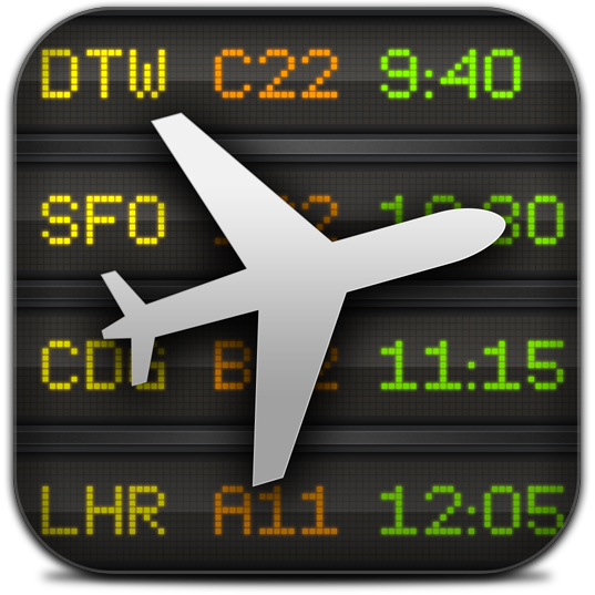 Ícone - FlightBoard