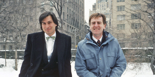Steve Jobs e John Sculley