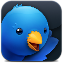 Ícone - Twitterrific 5 for Twitter