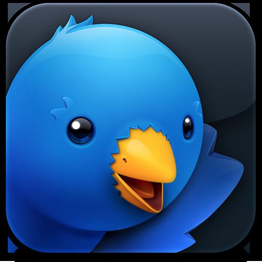Ícone - Twitterrific 5 for Twitter