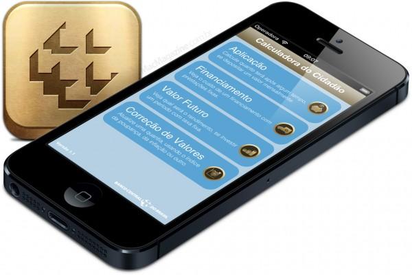 Calculadora do Cidadão - iPhone 5