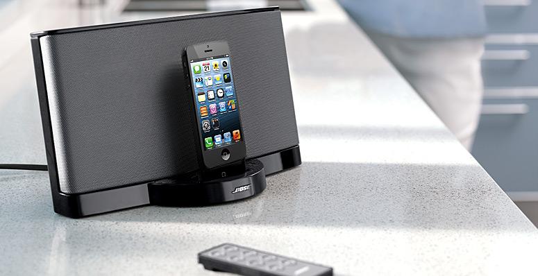 Bose - SoundDock Series III digital music system