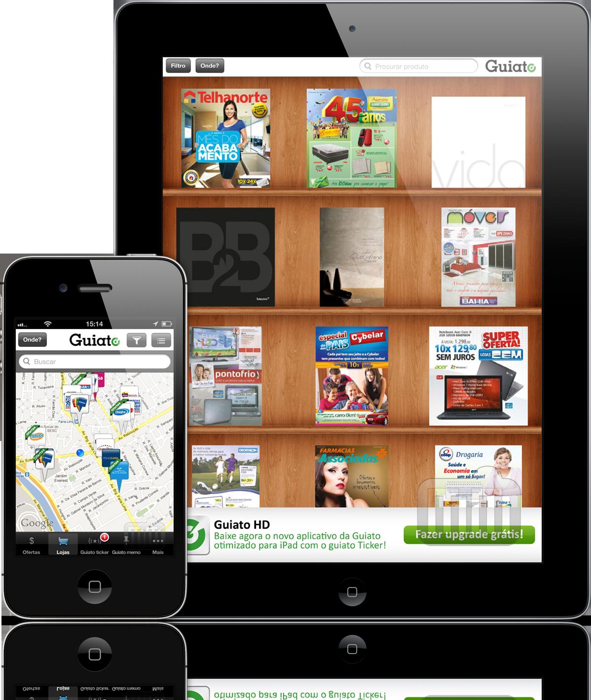 Guiato - iPad e iPhone