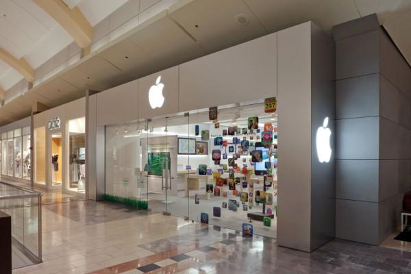 Inauguracao - Apple Store, Garden State Plaza