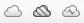 Ícones do iCloud no iTunes 11