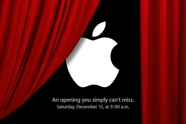 Inauguracao - Apple Store, Causeway Bay