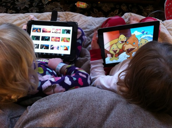 iPad e crianças