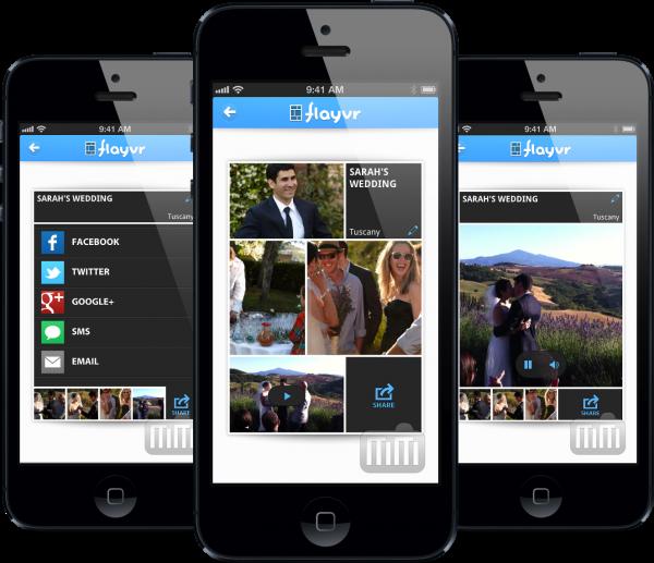 Flayvr (iPhone 5)