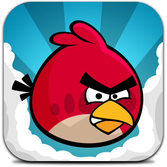 Ícone do jogo Angry Birds