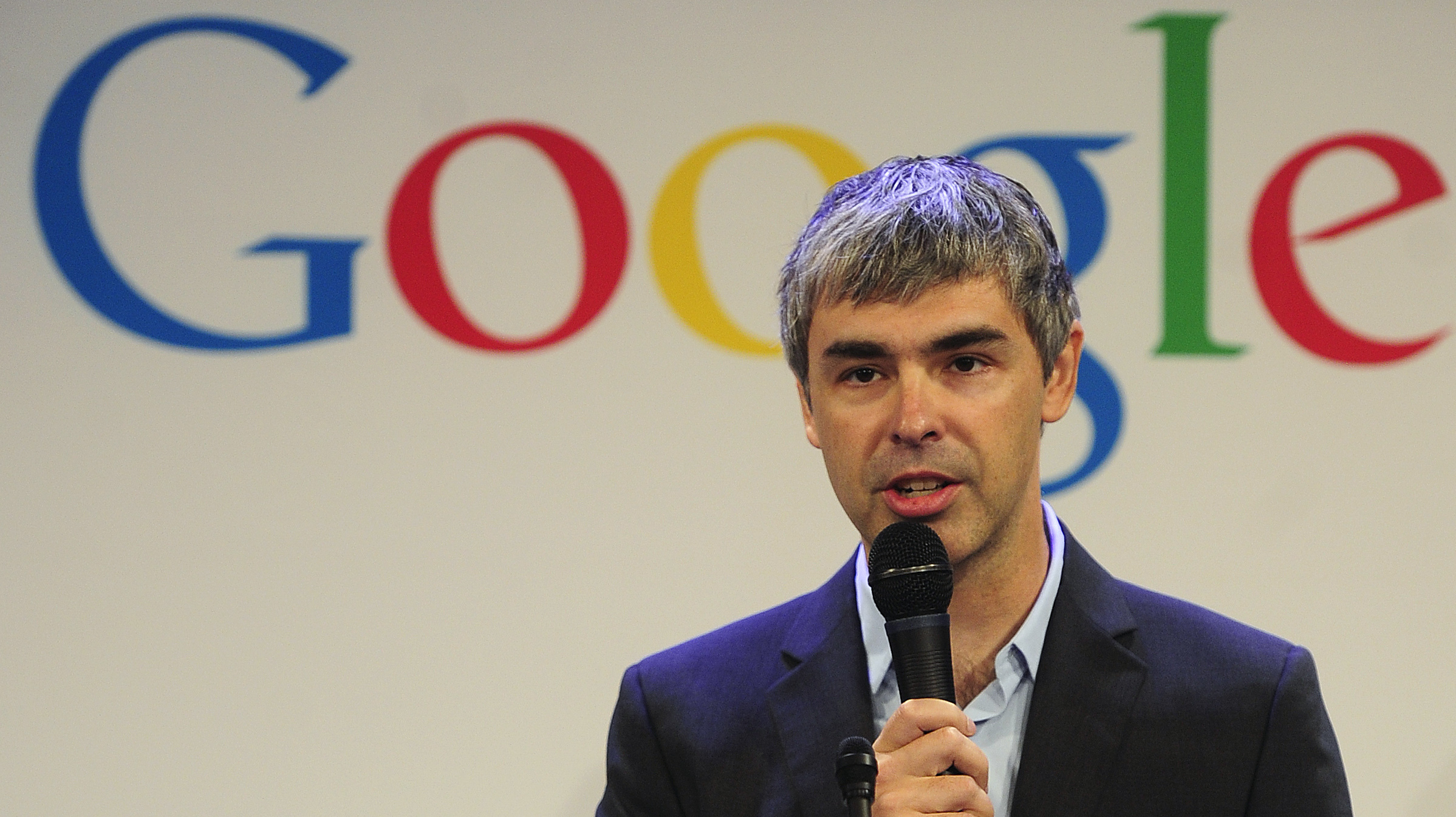 Larry Page, CEO do Google