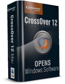 Caixa do CrossOver 12 para Mac