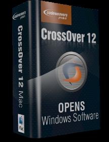 Caixa do CrossOver 12 para Mac