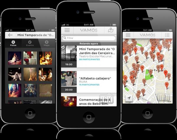Vamos (iPhone 5)
