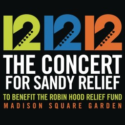 Álbum - 12-12-12 The Concert for Sandy Relief