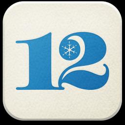 Ícone - 12 dias de presentes de iTunes