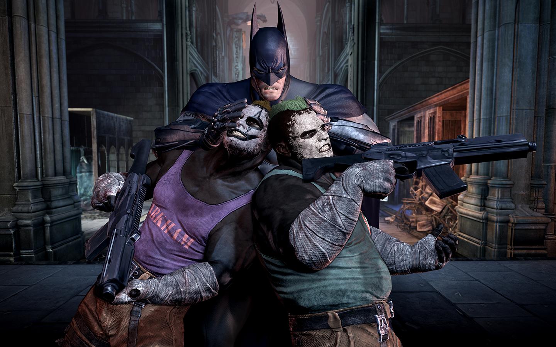 Jogo Batman: Arkham City