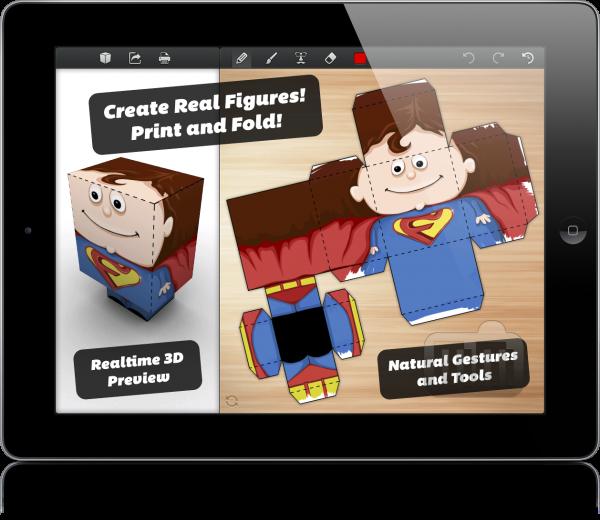 Foldify (iPad)