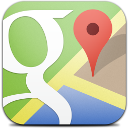 Ícone - Google Maps para iOS
