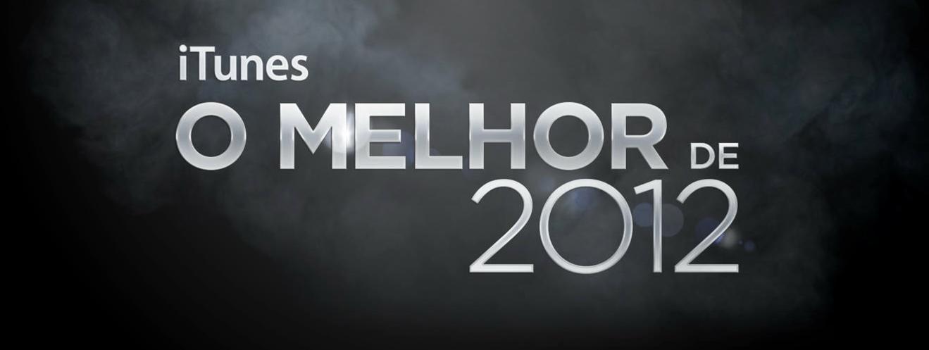iTunes - O melhor de 2012