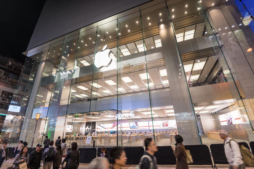Apple Store, Causeway Bay