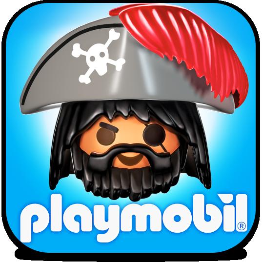 Ícone do jogo PLAYMOBIL Piratas