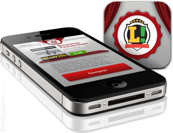 Glórias Corintianas - iPhone