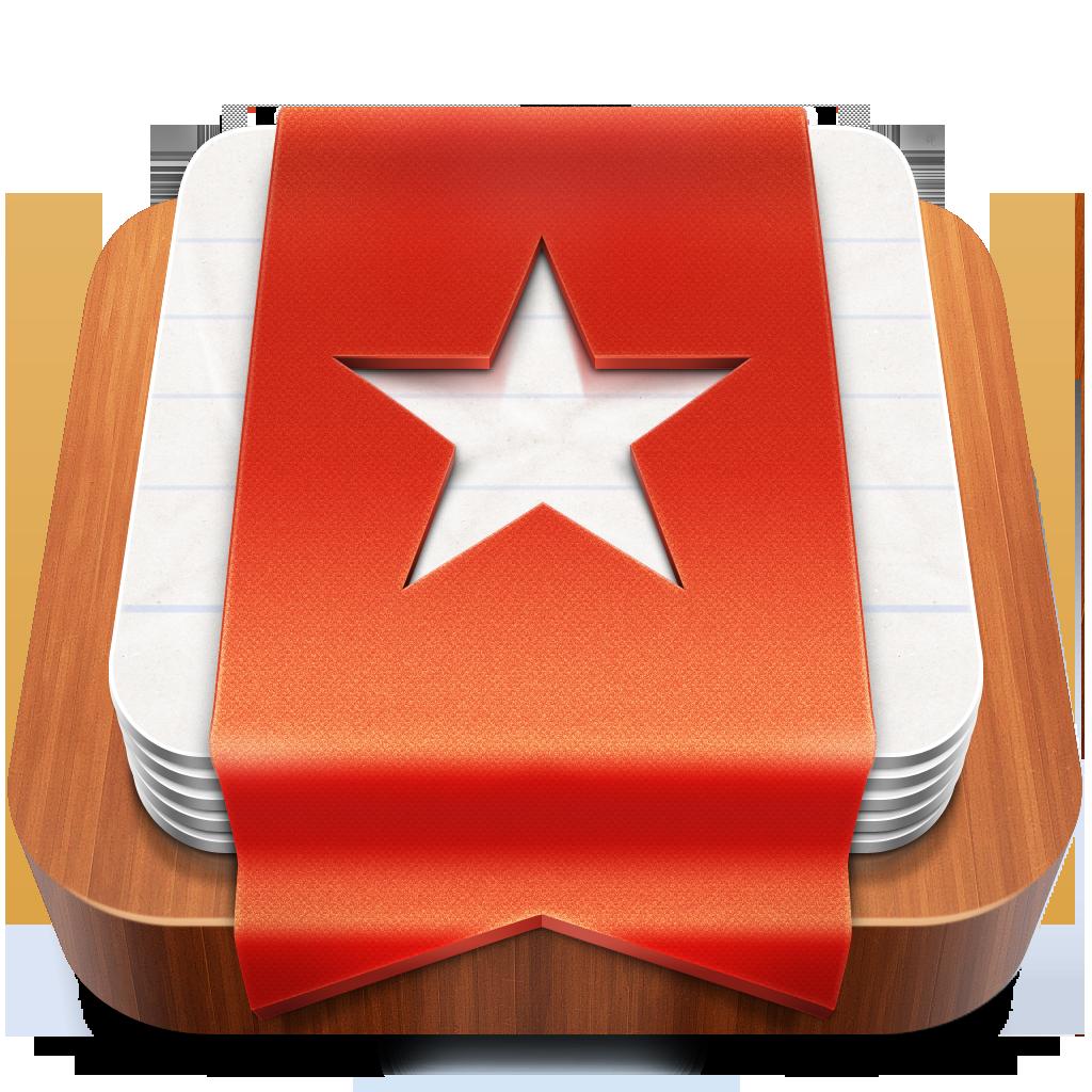 Ícone - Wunderlist para Mac