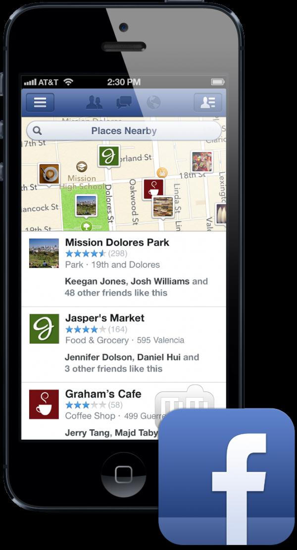 Facebook (iPhone 5)