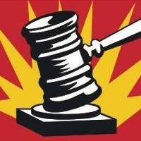 Martelo de juiz (miniatura)