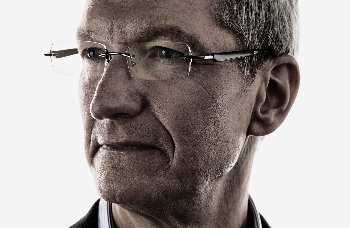 Tim Cook na TIME