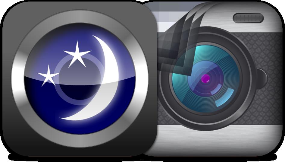 Ícone - NightCap e Cortex Camera