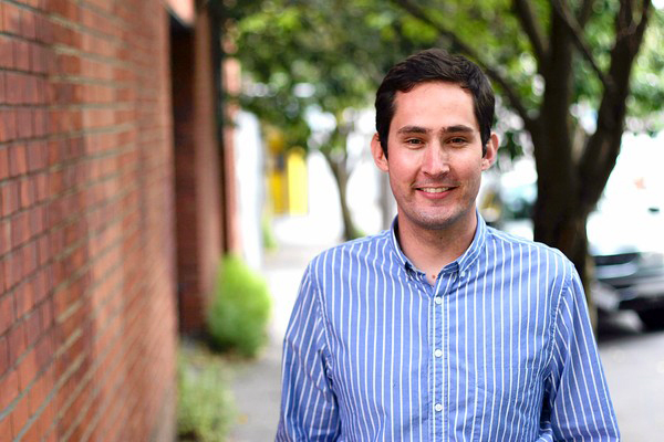 Kevin Systrom, cofundador e CEO do Instagram