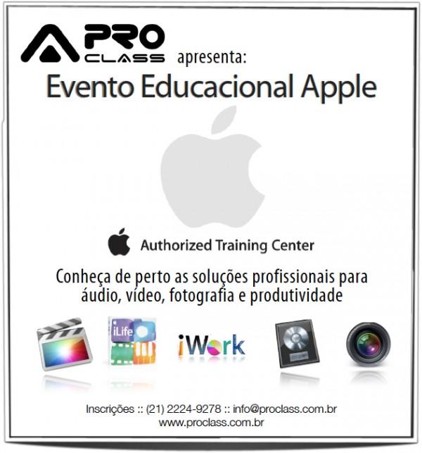 Workshops Apple da ProClass