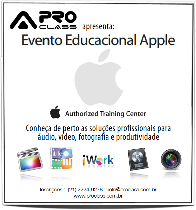 Workshops Apple da ProClass