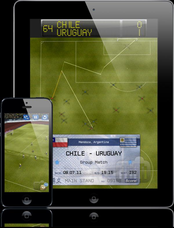 Score! Classic Goals - iPad e iPhone
