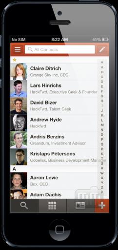 Cobook (iPhone 5)