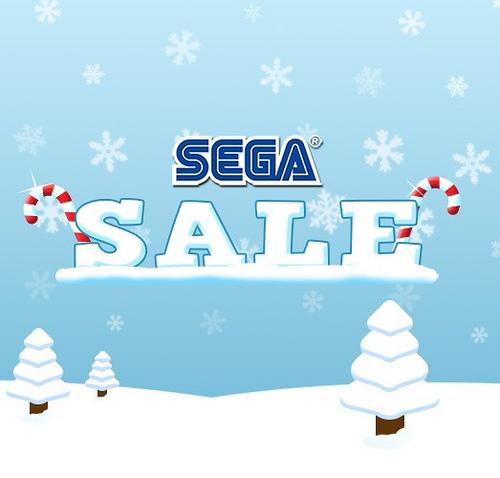 Sega Holiday Sale