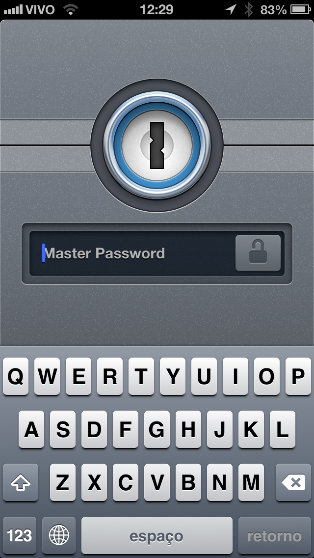 Login 1Password 4