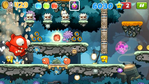 Mega Run - screenshot