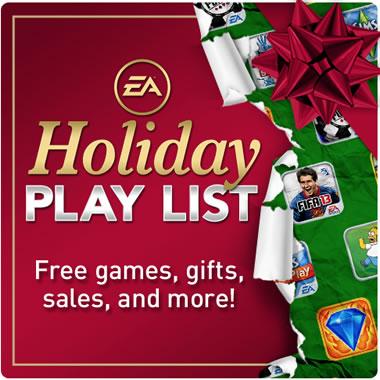 EA Christmas